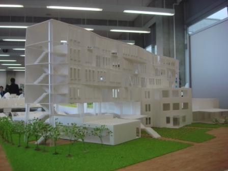 ④建築設計作品演習展示.JPG