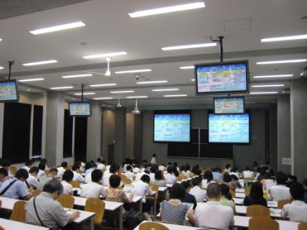 オープンキャンパス当日 学部説明会.jpg