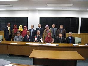 インドネシア来訪集合写真2